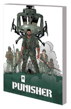 Image: Punisher: The Platoon SC  - Marvel Comics