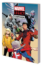Image: Marvel Legacy Companion SC  - Marvel Comics