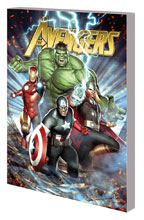 Image: Avengers: Mighty Origins SC  - Marvel Comics