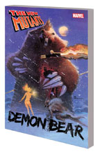 Image: New Mutants: Demon Bear SC  - Marvel Comics