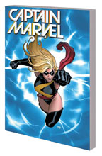 Image: Captain Marvel: Carol Danvers Vol. 01 - Ms. Marvel Years SC  - Marvel Comics