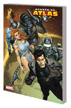 Image: Agents of Atlas Complete Collection Vol. 01 SC  - Marvel Comics