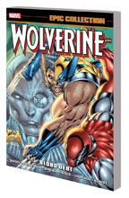 Image: Wolverine Epic Collection: Blood Debt SC  - Marvel Comics