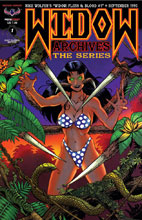 Image: Widow Archives: The Series #1 - American Mythology Productions