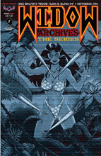 Image: Widow Archives: The Series #1 (variant cover - Cult Classic) - American Mythology Productions