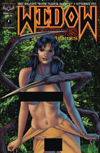 Image: Widow Archives: The Series #1 (variant cover - Nude edition) - American Mythology Productions