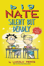 Image: Big Nate: Silent But Deadly SC  - Amp! Comics For Kids