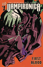 Image: Vampironica #1 (cover B - Francavilla) - Archie Comic Publications