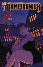 Image: Vampironica #1 (cover C - Mok) - Archie Comic Publications