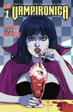 Image: Vampironica #1 (cover E - Sauvage) - Archie Comic Publications