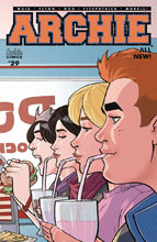 Image: Archie #29 (cover B - Woods Milkshakes) - Archie Comic Publications
