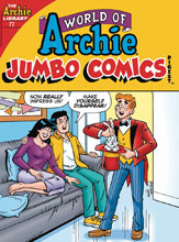 Image: World of Archie Jumbo Comics Digest #77 - Archie Comic Publications