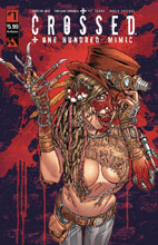 Image: Crossed Plus 100 Mimic #1 (variant cover - Ms. Mayhem) - Avatar Press Inc