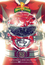 Image: Mighty Morphin Power Rangers & Zords Poster SC  - Boom! Studios