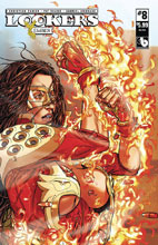 Image: Lookers Ember #8 (variant cover - Red Hot) - Boundless Comics