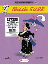 Image: Lucky Luke Vol. 67: Belle Starr SC  - Cinebook
