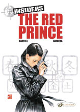 Image: Insiders Vol. 07: The Red Prince SC  - Cinebook