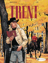 Image: Trent Vol. 02: The Kid GN  - Cinebook