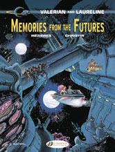 Image: Valerian Vol. 22: Memories from Futures GN  - Cinebook