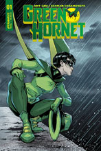 Image: Green Hornet #1 (cover B - Ihde) - Dynamite