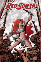 Image: Red Sonja #15 (cover A - McKone) - Dynamite