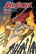 Image: Red Sonja #15 (cover E subscription - Marques) - Dynamite