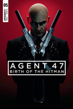 Image: Agent 47: Birth of Hitman #5 (cover B - Gameplay) - Dynamite