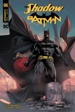 Image: The Shadow / Batman #6 (cover B - Segovia) - Dynamite