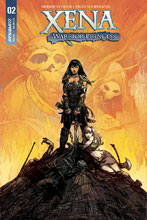 Image: Xena #2 (cover A - Finch) - Dynamite