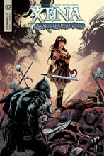 Image: Xena #2 (cover B - Cifuentes) - Dynamite