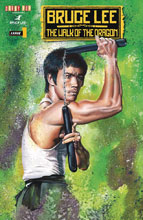 Image: Bruce Lee: Walk of the Dragon One-Shot  - Darby Pop Publishing, Inc.