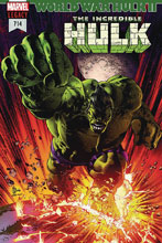 Image: Incredible Hulk #714 (DFE signed - Greg Pak) - Dynamic Forces