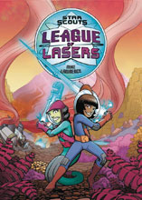 Image: Star Scouts Vol. 02: League of Lasers GN  - First Second (:01)