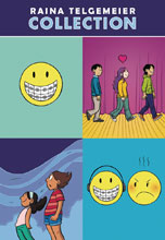 Image: Raina Telgemeier Collection Box Set GN  - Graphix