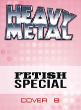 Image: Heavy Metal #291 (cover B - TBD) - Heavy Metal Magazine