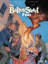 Image: Baker Street Four Vol. 04 GN  - Insight Comics