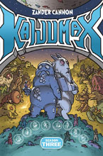 Image: Kaijumax Vol. 03: Season Three King of Monstas SC  - Oni Press Inc.