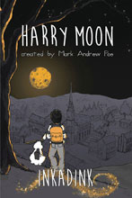 Image: Harry Moon Inkadink Graphic Novel HC  - Rabbit Publishers