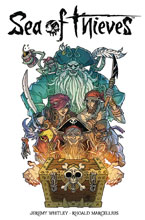 Image: Sea of Thieves #1 (cover A - Marcellius) - Titan Comics