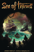 Image: Sea of Thieves #1 (cover B - Game Art) - Titan Comics