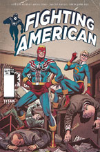 Image: Fighting American: Ties That Bind #1 (cover A - Ordway) - Titan Comics