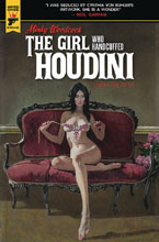 Image: Minky Woodcock: The Girl Who Handcuffed Houdini SC  - Titan Comics