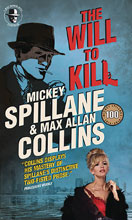 Image: Mike Hammer: Will to Kill PB  - Titan Books