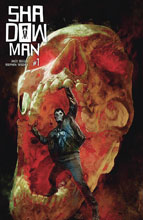 Image: Shadowman [2018] #1 (cover B - Guedes) - Valiant Entertainment LLC