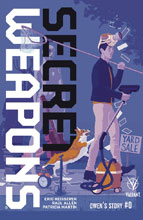 Image: Secret Weapons: Owen's Story #0 (cover A - Allen) (One-Shot) - Valiant Entertainment LLC