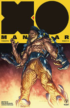 Image: X-O Manowar [2017] #13 (cover A - Larosa)  [2018] - Valiant Entertainment LLC
