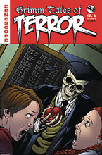 Image: GFT: Tales of Terror Vol. 4 #1 (cover A - Eric J) - Zenescope Entertainment Inc