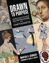 Image: Drawn to Purpose: American Women Illustrators & Cartoonist  - University Press of Mississipp
