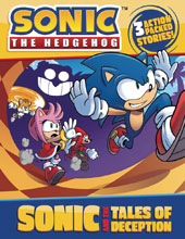 Image: Sonic & Tales of Deception SC  - Random House Books For Young R