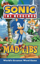 Image: Sonic the Hedgehog Mad Libs SC  - Random House Books For Young R